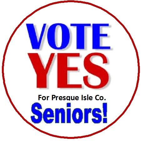 Vote for Presque Isle Co Senior millage